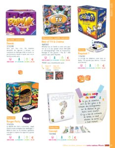 Catalogue Picwic France Guide Des Jeux 2018 page 31