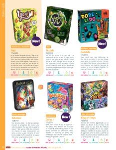 Catalogue Picwic France Guide Des Jeux 2018 page 32
