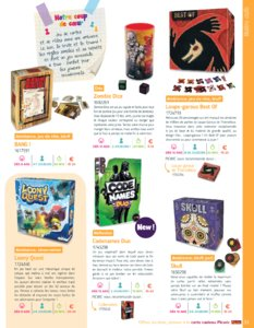 Catalogue Picwic France Guide Des Jeux 2018 page 33