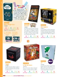 Catalogue Picwic France Guide Des Jeux 2018 page 34