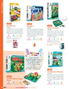 Catalogue Picwic France Guide Des Jeux 2018 page 36