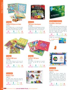 Catalogue Picwic France Guide Des Jeux 2018 page 38