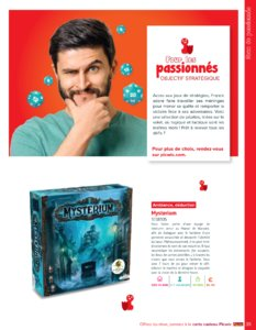 Catalogue Picwic France Guide Des Jeux 2018 page 39