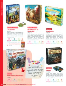Catalogue Picwic France Guide Des Jeux 2018 page 40