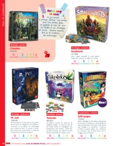Catalogue Picwic France Guide Des Jeux 2018 page 42