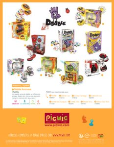 Catalogue Picwic France Guide Des Jeux 2018 page 44