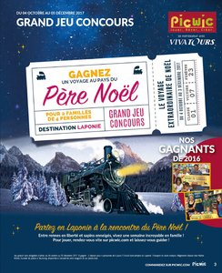 Catalogue Picwic Noël 2017 page 3