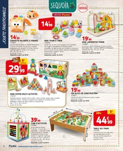 Catalogue Picwic Noël 2017 page 6