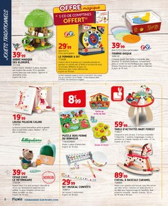 Catalogue Picwic Noël 2017 page 8