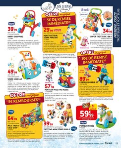 Catalogue Picwic Noël 2017 page 21