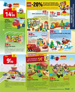 Catalogue Picwic Noël 2017 page 27