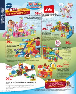 Catalogue Picwic Noël 2017 page 28