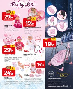Catalogue Picwic Noël 2017 page 37