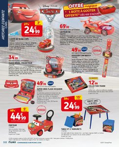 Catalogue Picwic Noël 2017 page 102