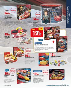 Catalogue Picwic Noël 2017 page 103