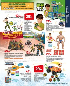 Catalogue Picwic Noël 2017 page 105
