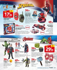 Catalogue Picwic Noël 2017 page 115