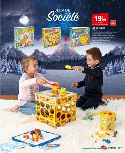 Catalogue Picwic Noël 2017 page 119
