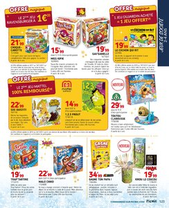 Catalogue Picwic Noël 2017 page 121