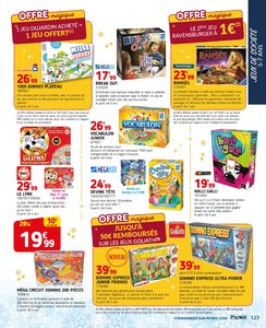 Catalogue Picwic Noël 2017 page 123