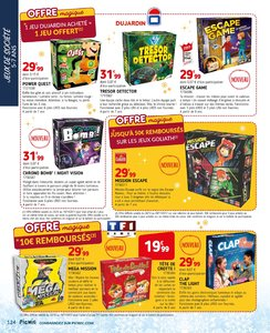 Catalogue Picwic Noël 2017 page 124