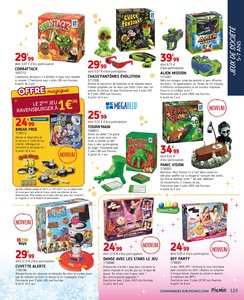 Catalogue Picwic Noël 2017 page 125