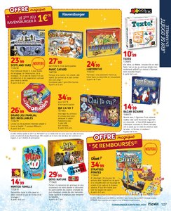 Catalogue Picwic Noël 2017 page 127