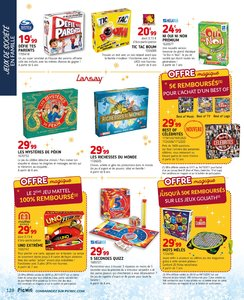 Catalogue Picwic Noël 2017 page 128