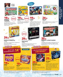 Catalogue Picwic Noël 2017 page 129