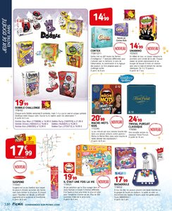 Catalogue Picwic Noël 2017 page 130