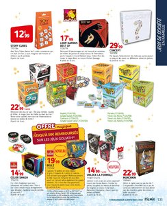 Catalogue Picwic Noël 2017 page 131