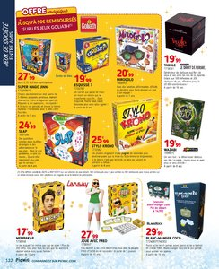 Catalogue Picwic Noël 2017 page 132