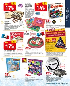 Catalogue Picwic Noël 2017 page 133