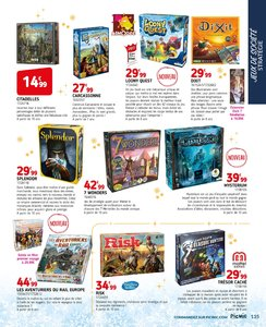 Catalogue Picwic Noël 2017 page 135
