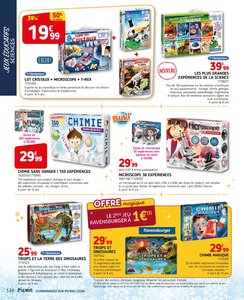 Catalogue Picwic Noël 2017 page 136