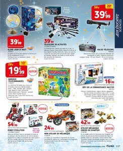 Catalogue Picwic Noël 2017 page 137