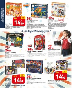 Catalogue Picwic Noël 2017 page 138