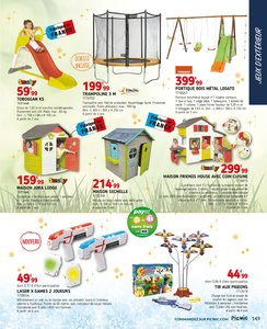 Catalogue Picwic Noël 2017 page 149