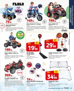 Catalogue Picwic Noël 2017 page 153