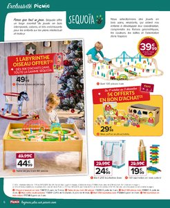 Catalogue Picwic Noël 2018 page 6