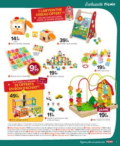 Catalogue Picwic Noël 2018 page 7
