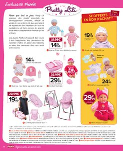 Catalogue Picwic Noël 2018 page 34