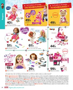 Catalogue Picwic Noël 2018 page 38
