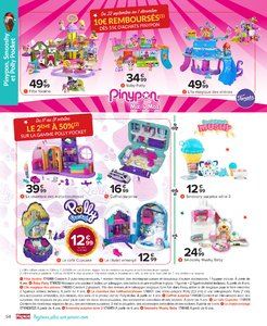 Catalogue Picwic Noël 2018 page 54