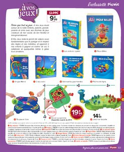 Catalogue Picwic Noël 2018 page 123