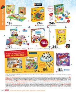 Catalogue Picwic Noël 2018 page 124