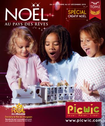 Catalogue Picwic Noël 2015 Tome 3
