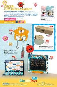 Catalogue PicWicToys Bravo L'artiste 2020 page 14