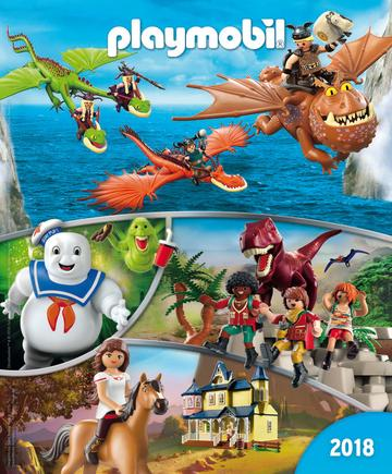 Catalogue Playmobil Canada 2018