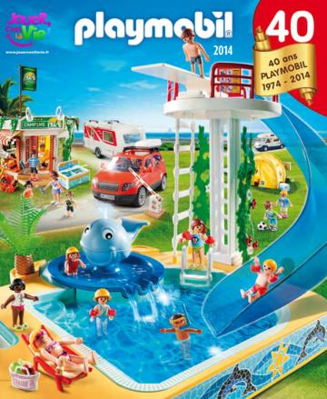 Catalogue Playmobil France 2014